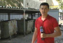 Куда пропали мусорные эко-контейнеры в Шымкенте