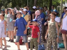 Спортивная молодежь Шымкента провела ЭКОЗОЖ