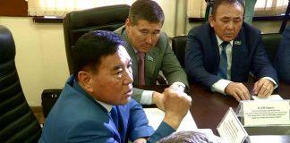 В школах Сарыагашского района ЮКО ремонт задавили проверками