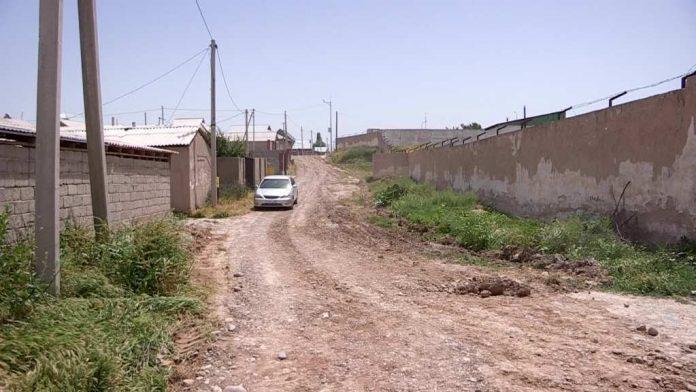 Асфальтирование улицы в мкр-не Сауле вызвало шквал негатива местных жителей