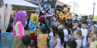 """""""Чеховъ PUB"""" устроил креативный праздник для детей и их родителей"""