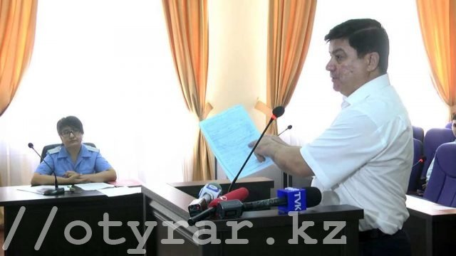 Сотрудник прокуратуры ЮКО все же ответит за нарушение ПДД