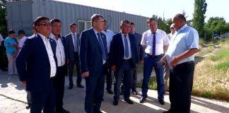Предприниматели Толебийского района ЮКО просят помощи у депутатов