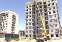 """Строительство многоэтажных домов. Программа """"Нурлы Жол"""""""