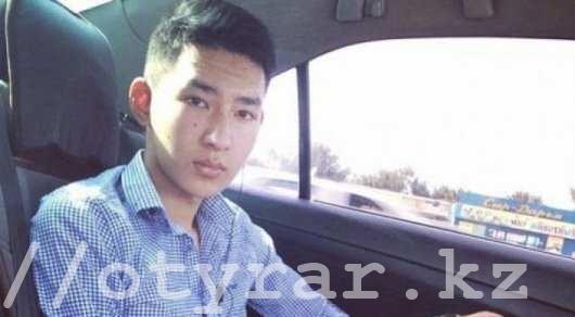 Пропавший 22-летний студент Арман Нуржанулы жил в Шымкенте