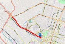 До поздней осени будет идти ремонт дороги по Темирлановскому шоссе