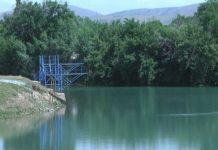 В поселке Састобе возродили озеро