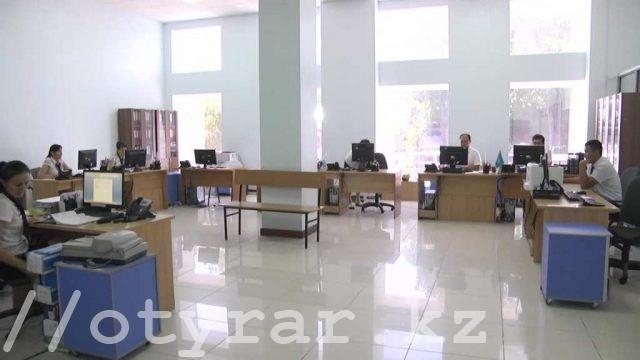 Новое здание ГЦВП в Шымкенте
