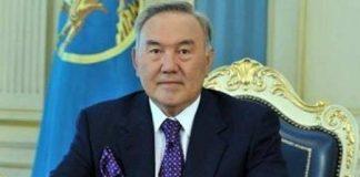 Президент Казахстана Нурсултан Назарбаев ушел в отпуск