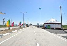 В ЮКО открыта автомобильная дорога в направлении «Ташкент - Термез» и пункт пропуска «Сырдарья»