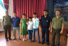 В Южно-Казахстанской области девятиклассник спас тонувшую девочку