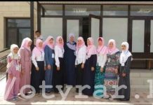 В областной центральной мечети ЮКО проходят курсы по изучению Корана для женщин