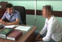 В ЮКО полицейские задержали подозреваемого в скотокрадстве.