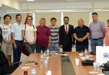 Журналисты ЮКО ознакомились с деятельностью турецкого агентства «Анадолу»