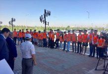 В ЮКО около 500 студентов будут привлечены в строительные отряды