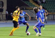 «Ордабасы» не прошел в следующий раунд Лиги Европы