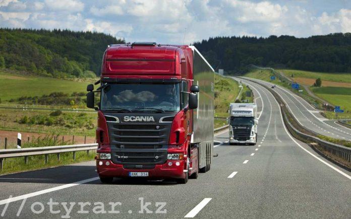 временные ограничения на проезд грузовиков