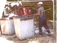 С 1 июля в Шымкенте подорожал вывоз мусора