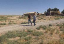 Сельчане Байдибекского района ЮКО жалуются на бездорожье