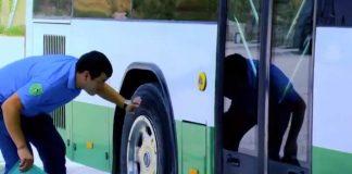 Один день из жизни водителя автобуса