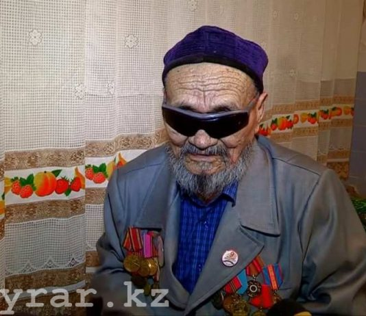 В ЮКО у ветерана Великой Отечественной забрали подаренную ко дню Победы землю