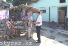 В Шымкенте более 20 семей рискуют остаться зимой без тепла