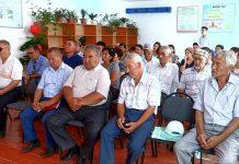 Депутат Мажилиса Парламента Кудайберген Ержан встретился с жителями жилого массива Бозарык в Шымкенте