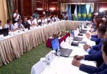 Создание таможенных постов РК-Узбекистан