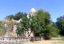 Усыпальница Сапырган ата в Шымкенте