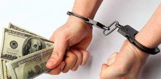 Штрафы за коррупцию
