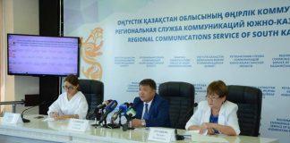 Прессконференция с Уласбеком Садибековым