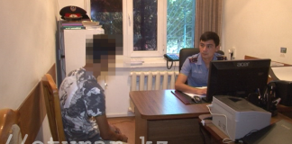 Полицейские ЮКО задержали подростка, промышлявшего кражами в зонах отдыха