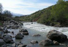 В ЮКО начались начальные этапы работ по получению чистой воды из реки Угам