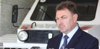 Юрий Ильин, замминистра МВД РК