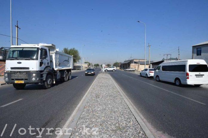 Аким ЮКО поручил ускорить темпы ремонта дорог