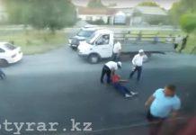 Водитель сбил троих человек