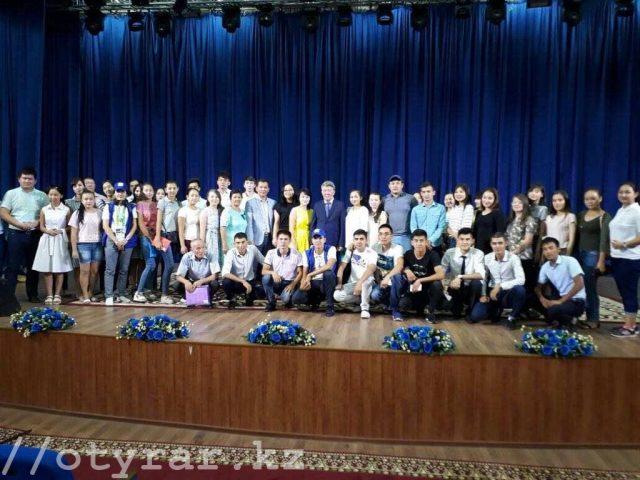 Южноказахстанскую молодежь пригласили на обучение в город Рудный