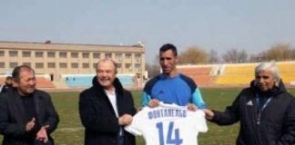 В Шымкенте обокрали аргентинского футболиста, играющего за местный клуб