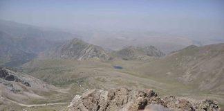 горы Сайрам-су