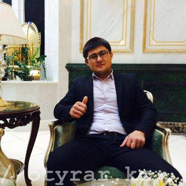 Самый молодой аким ЮКО Жансултан Сейтжанов