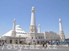 Мечеть в Шымкенте