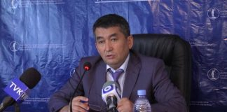 Председатель Аль-Фарабийского суда Шымкента Маратали Бекназаров