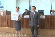 Сотрудники ДГД отмечают третью годовщину образования этой государственной структуры