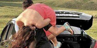 Похищение девушки
