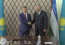 Верховные судьи Казахстана и Узбекистана