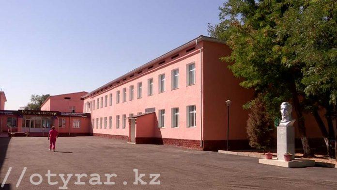 Строительство новой школы в Шымкенте завершено