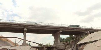 Мост через Сайрамсу ремонтировать не будут