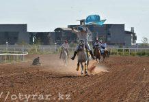 В Астане южноказахстанцы провели соревнования по национальным конным видам спорта