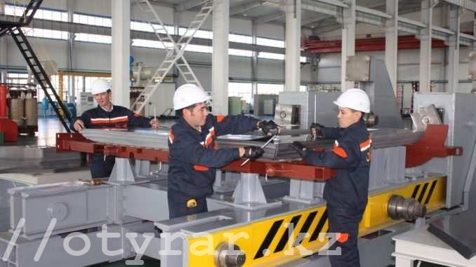 Кентауский трансформаторный завод в ЮКО произвел продукцию на сумму 12 млрд.тенге