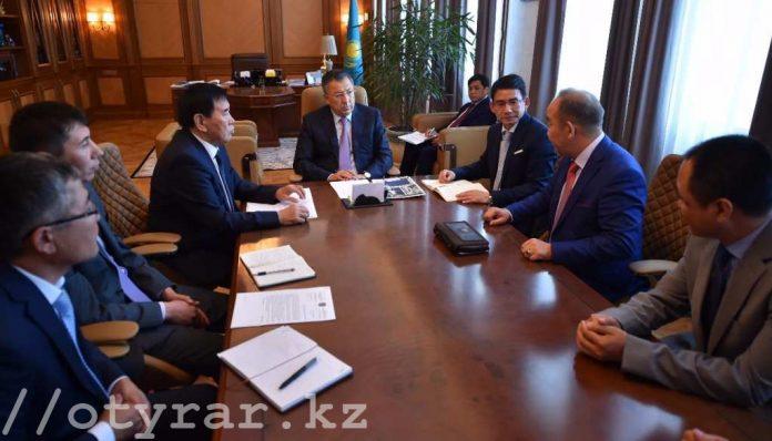 Иностранные инвесторы планируют построить в ЮКО солнечную электростанцию и выпускать электропанели